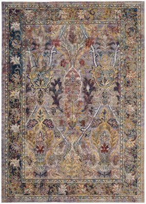 Safavieh Harmony Hmy409p Light Purple - Rose Area Rug