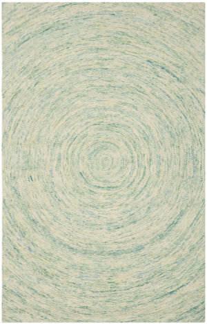 Safavieh Ikat Ikt635a Ivory - Blue Area Rug