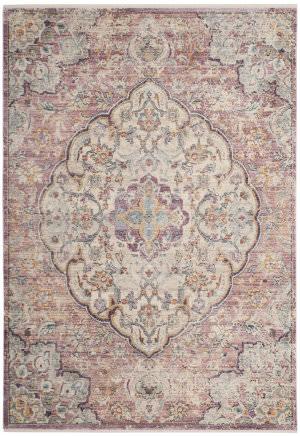 Safavieh Illusion Ill711f Cream - Rose Area Rug