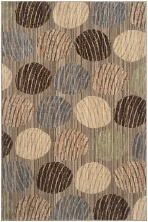 Safavieh Infinity Inf543v Taupe / Beige Area Rug