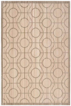 Safavieh Infinity Inf590s Yellow / Green Area Rug