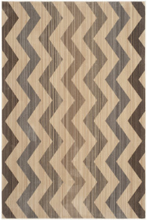 Safavieh Infinity Inf591c Yellow / Brown Area Rug