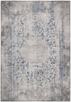 Safavieh Invista Inv499m Grey - Blue Area Rug