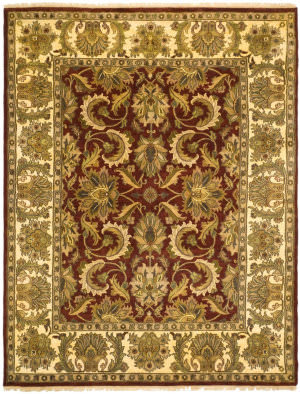 Safavieh Imperial Jap412a Red - Beige Area Rug