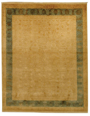 Safavieh Jewel Of India Jwl599a Ivory - Light Blue Area Rug