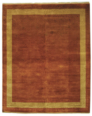 Safavieh Jewel Of India Jwl604a Rust - Gold Area Rug