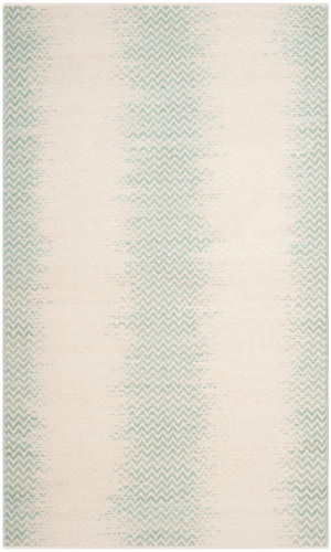 Safavieh Cotton Kilim Klc121d Light Green - Ivory Area Rug