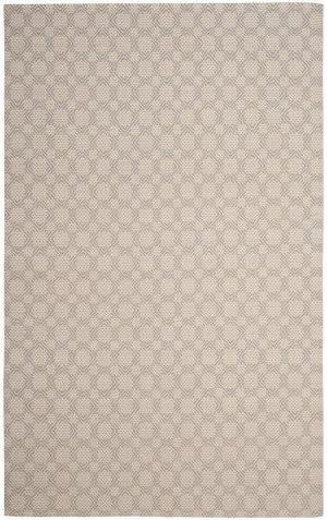 Safavieh Kilim Klc222d Silver - Ivory Area Rug