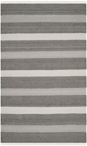 Safavieh Kilim Klm103a Grey - Black Area Rug