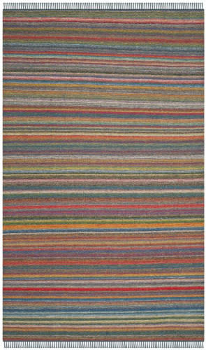 Safavieh Kilim Klm108b Blue - Orange Area Rug