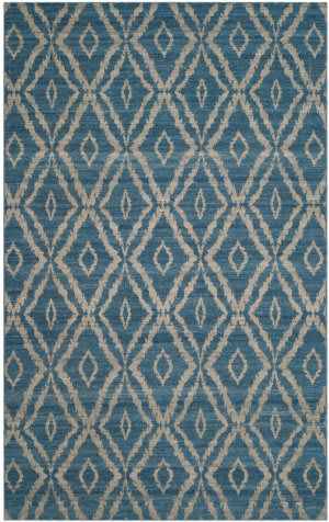 Safavieh Kilim Klm215a Blue - Grey Area Rug