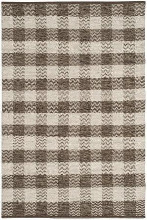 Safavieh Kilim Klm351a Light Grey - Brown Area Rug