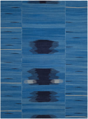 Safavieh Kilim Klm810a Blue - Purple Area Rug