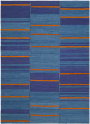 Safavieh Kilim Klm817a Blue - Multi Area Rug