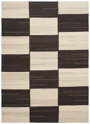 Safavieh Kilim Klm820a Beige - Brown Area Rug