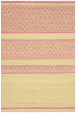 Safavieh Kilim Klm952e Lime - Pink Area Rug
