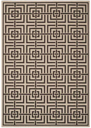 Safavieh Linden Lnd128b Natural - Brown Area Rug