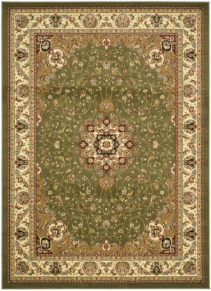Green Persian Rug At Rug Studio