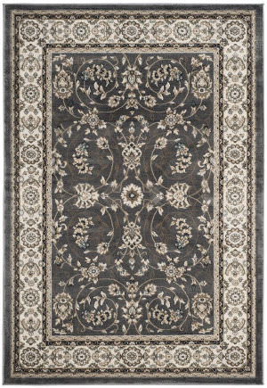 Safavieh Lyndhurst Lnh340g Grey - Cream Area Rug