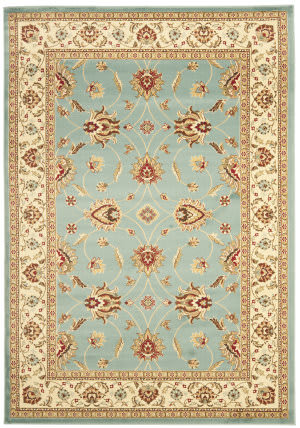 Safavieh Lyndhurst Lnh553 Blue / Ivory Area Rug