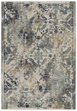 Safavieh Madison Mad159m Ivory - Blue Area Rug