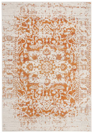 Safavieh Madison Mad603p Orange - Ivory Area Rug