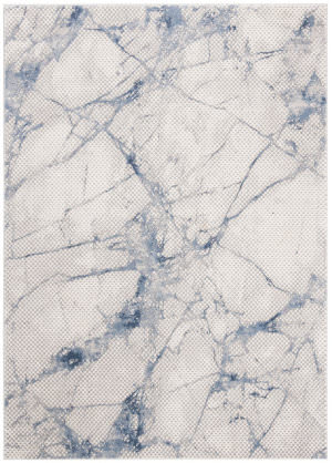 Safavieh Meadow Mdw180n Navy - Ivory Area Rug