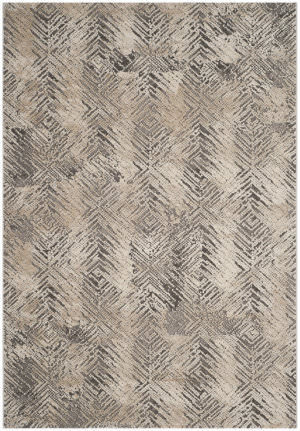 Safavieh Meadow Mdw338a Ivory - Grey Area Rug