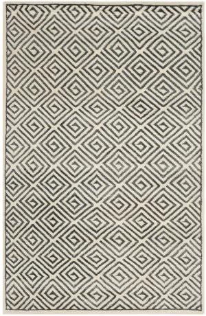 Safavieh Mosaic Mos161a Ivory - Grey Area Rug