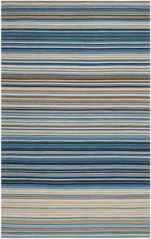 Safavieh Marbella Mrb289a Blue / Multi Area Rug
