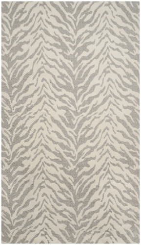 Safavieh Marbella Mrb632a Light Grey - Ivory Area Rug