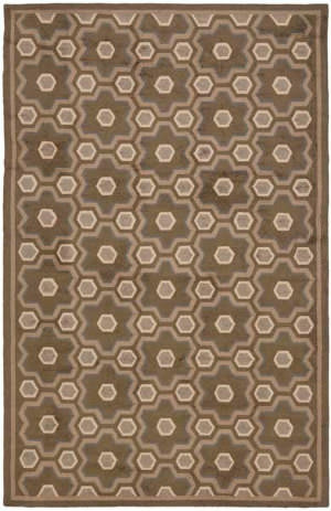 Safavieh Martha Stewart Msr2327a Molasses Brown Area Rug