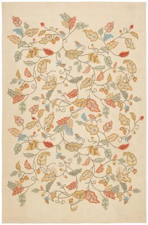 Martha Stewart By Safavieh Msr3611 Autumn Woods A Area Rug