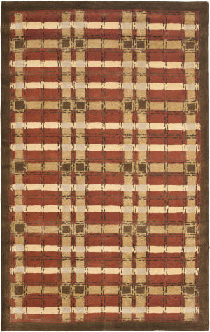 Martha Stewart By Safavieh Msr3613 Colorweave Plaid D Area Rug