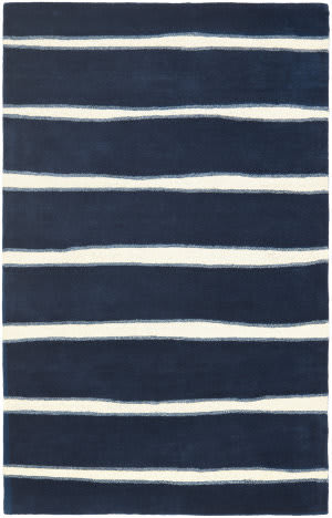 Martha Stewart By Safavieh Msr3617 Chalk Stripe C Area Rug