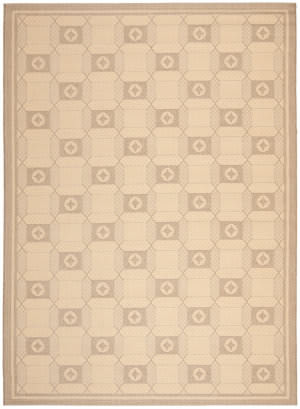 Safavieh Martha Stewart Msr4254 Creme - Brown Area Rug