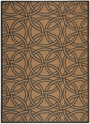 Safavieh Martha Stewart Msr4259 Gold - Black Area Rug