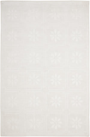 Safavieh Martha Stewart Msr5751a Glass Of Milk White Area Rug