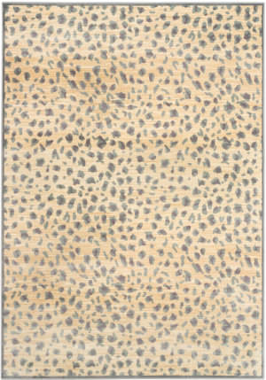 Safavieh Martha Stewart Msr74134 Light Grey - Cream Area Rug