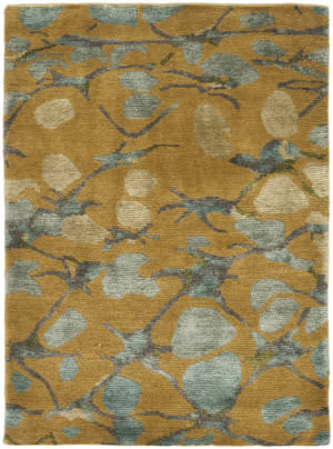 Safavieh Martha Stewart Msr8641e Husk Brown Area Rug