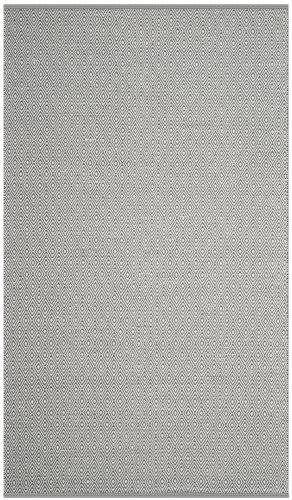 Safavieh Montauk Mtk515c Ivory - Grey Area Rug
