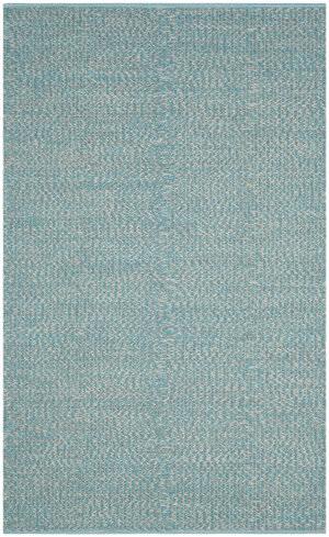 Safavieh Montauk Mtk602e Turquoise - Multi Area Rug