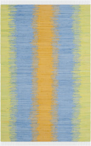 Safavieh Montauk Mtk710b Green / Gold Area Rug