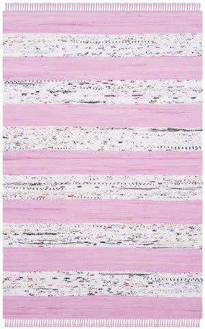 Safavieh Montauk Mtk720e Ivory - Light Pink Area Rug
