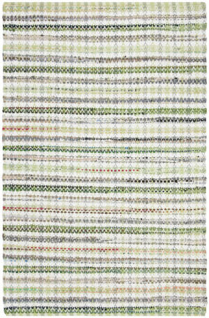 Safavieh Montauk Mtk950g Green - Multi Area Rug
