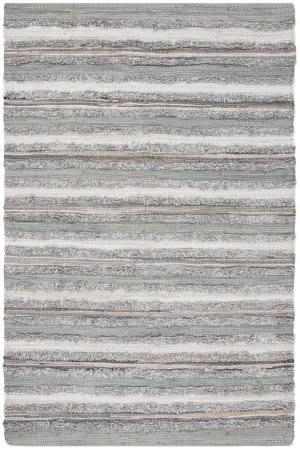 Safavieh Montauk Mtk951a Grey - Multi Area Rug