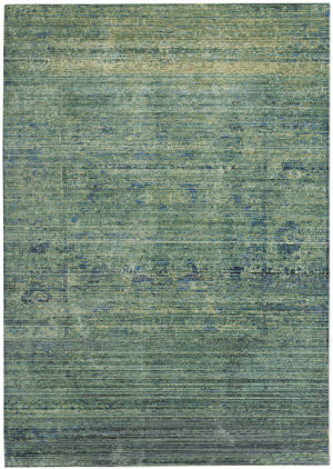Safavieh Mystique Mys920g Green - Multi Area Rug