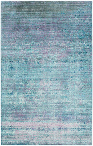 Rugstudio Sample Sale 155571R Purple - Multi Area Rug