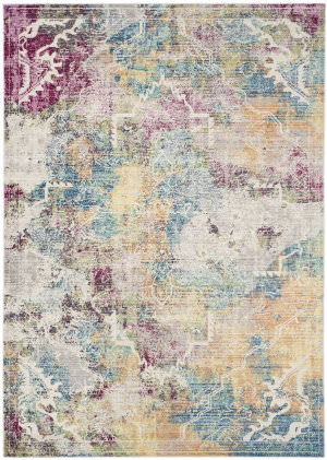 Safavieh Mystique Mys921m Multi Area Rug
