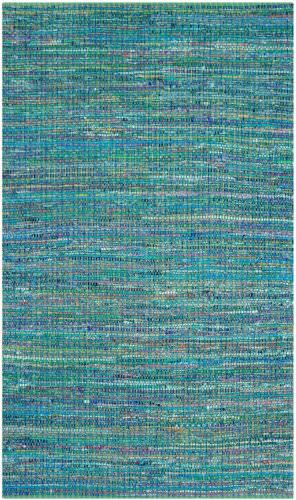 Safavieh Nantucket Nan220a Blue Area Rug